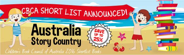 2016 CBCA Short List Books